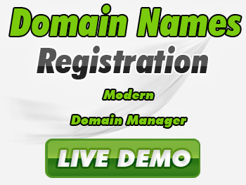 Affordably priced domain name registration & transfer services